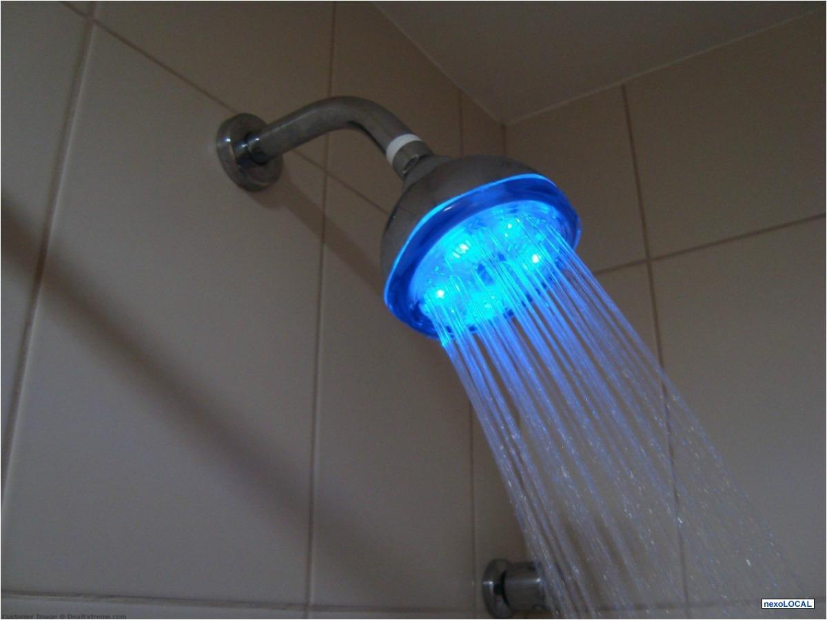 Controlador de temperatura de chuveiro ou ducha thermo for Led para ducha