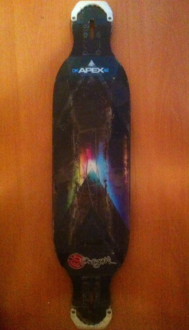 Original's Longboard Apex DiamondDrop