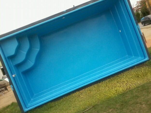 Piscina waikiki comprimento m larguram vazlon brasil for Material para piscina