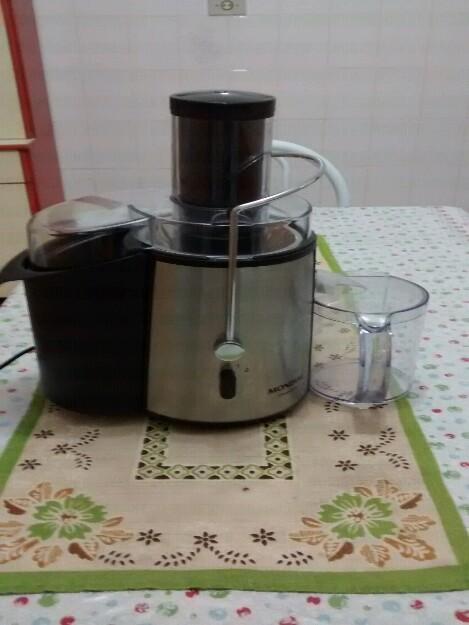 Pecas Slow Juicer Mondial : centrifuga de alimentos mondial w vazlon Brasil