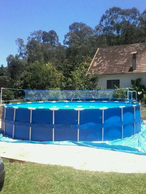 Piscina vende se vazlon brasil for Se vende piscina desmontable