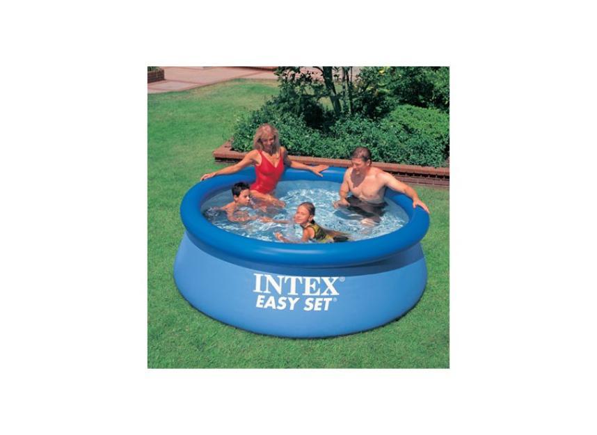 Piscina inflavel intex l com filtro e bomba de ar vazlon - Filtro piscina intex ...