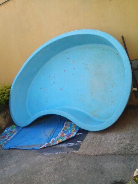 Piscina de fibra modelo feijao vazlon brasil for Vendo piscina de fibra