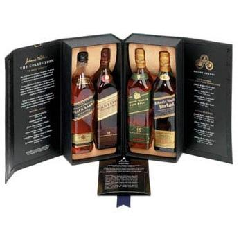 Collection Johnnie Walker Whisky