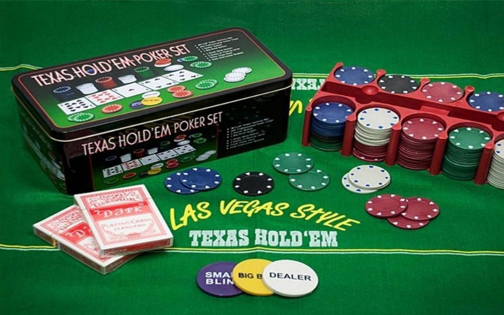 Valor color fichas poker texas holdem