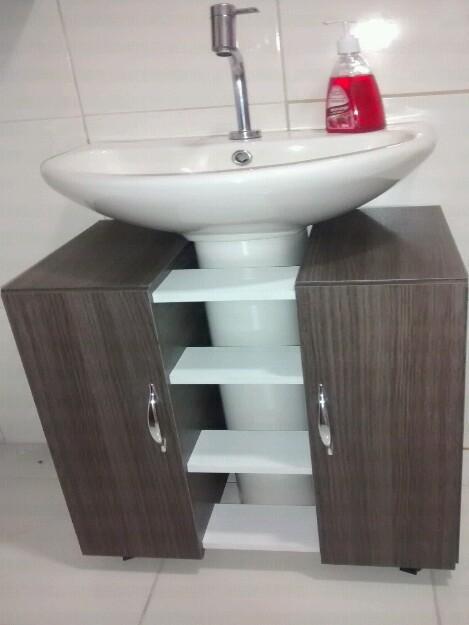 Nicho Banheiro Brasilia : Gabinete de banheiro com nicho liusn obtenha uma