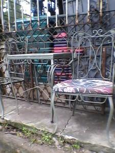 Conjunto de moveis de ferro vazlon brasil for Vendo capannone in ferro