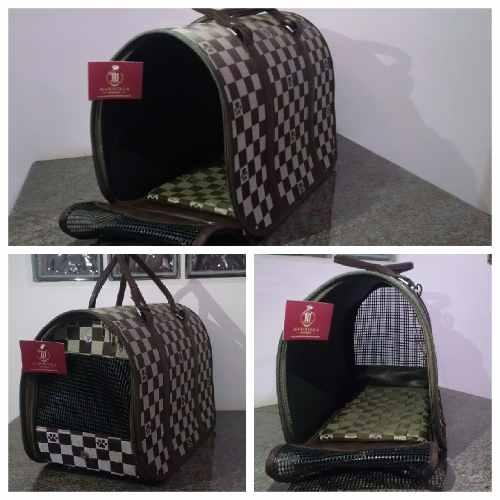 Bolsa De Transporte De Cachorro Pequeno : Bolsa mala bag caixa transporte animais pet vazlon brasil