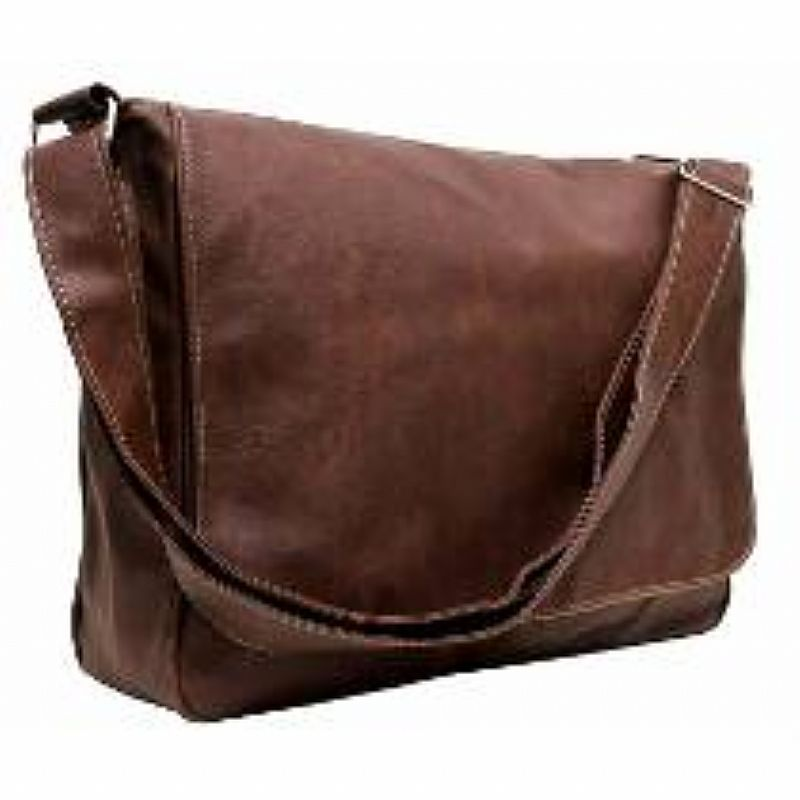 Bolsa Feminina De Couro Via Uno : Bolsa carteiro de couro via uno ofertas vazlon brasil