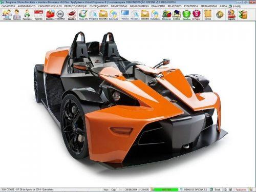 Programa os oficina mecanica caminhao com vendas compras e ofertas vazlon brasil - Programas para oficina ...