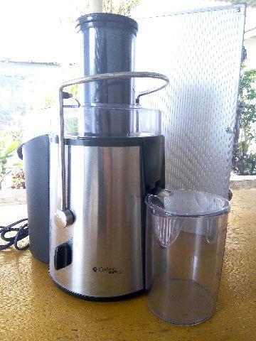 Slow Juicer Cadence Buscape : centrifuga de frutas juicer cadence vazlon Brasil