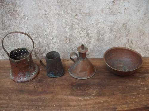 Diveros objetos interessantes ofertas vazlon brasil - Objetos de cobre ...