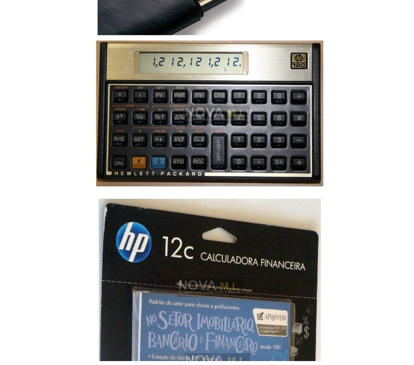 how to use hp 12c