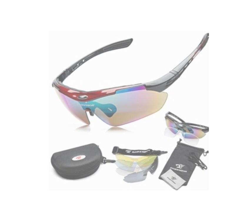 kit oculos robesbon 5 lentes para ciclismocorrida   OFERTAS ... 48c2cf438f