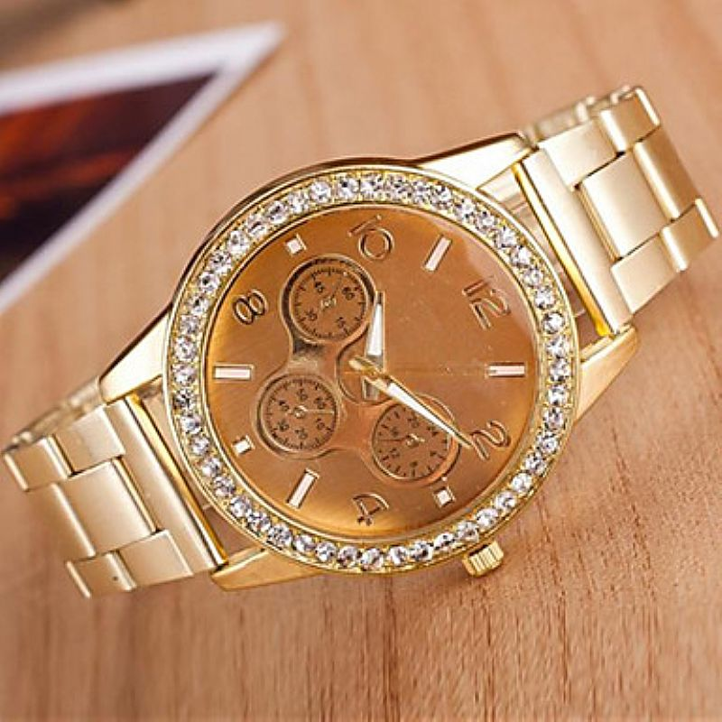 d6f9c688005 relogio feminino de pulso mulheres de luxo promocao   OFERTAS ...