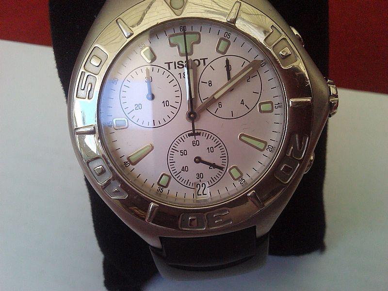 3e188da4e23 tissot prc cronografo automatico valjoux   OFERTAS