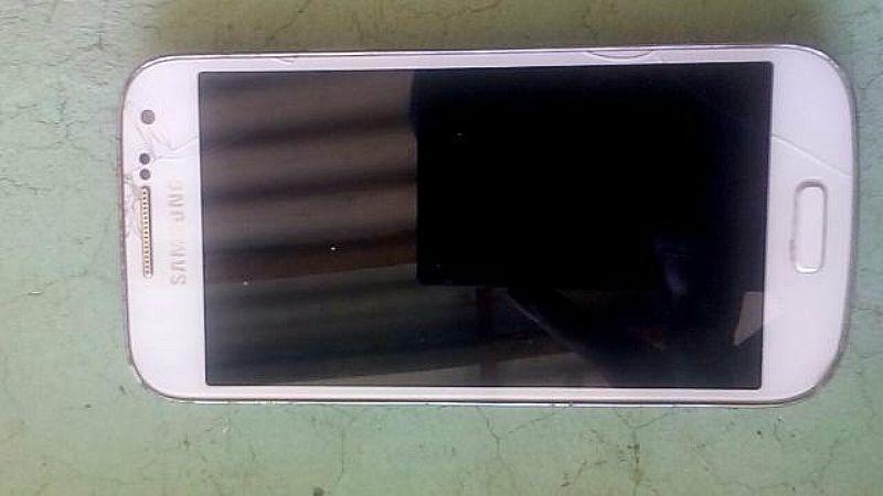 Celular Desbloqueado Samsung Galaxy S4 Gt I9500 Branco Com: Celular Samsung Galxy Mini Compra E Venda Em Santos Sao