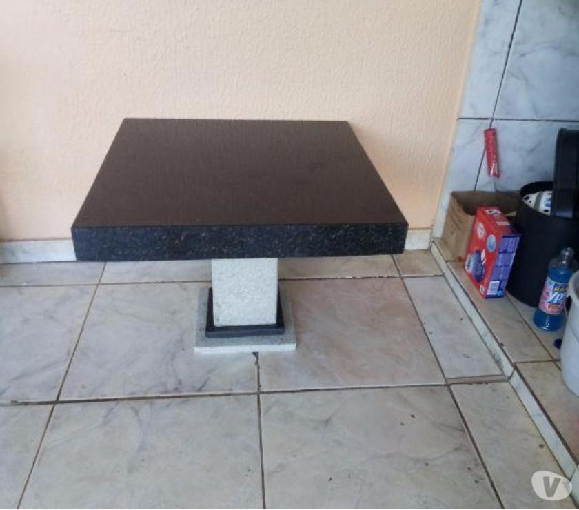 Pia em granito preto sao gabriel vazlon brasil - Mesa de granito ...