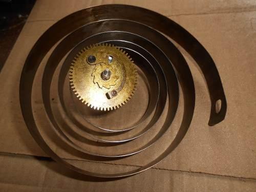5ff46381917 Corda+ Engrenagem Do Relogio Silco Antigo Preço Unid