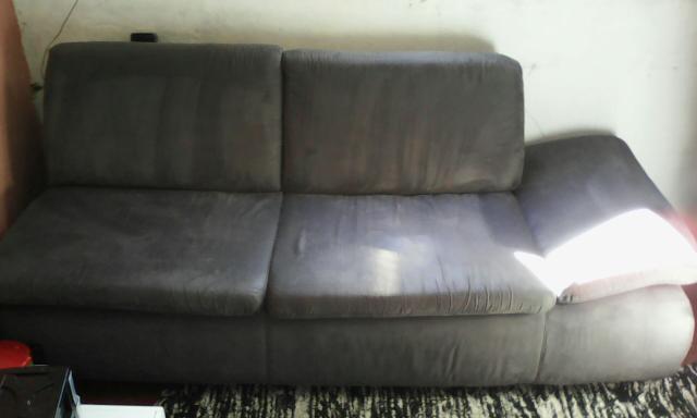Lindo sofa vermelho jogo de 2 e 3 super barato vazlon brasil for Sofa grande barato