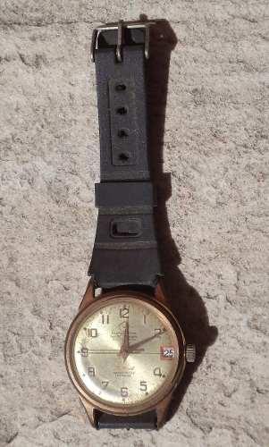 a1b2eeb1af3 Mondaine Rotormatic Ancro 25 Rubis - Relógio Antigo