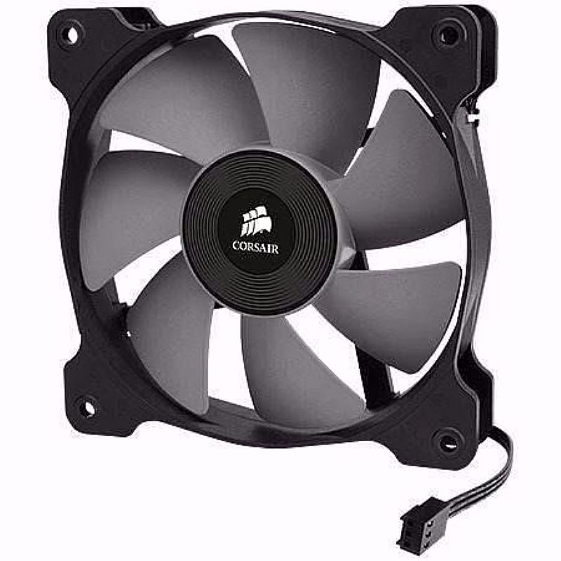 2x coolers fan radiador cosair 120mm h100i gtx