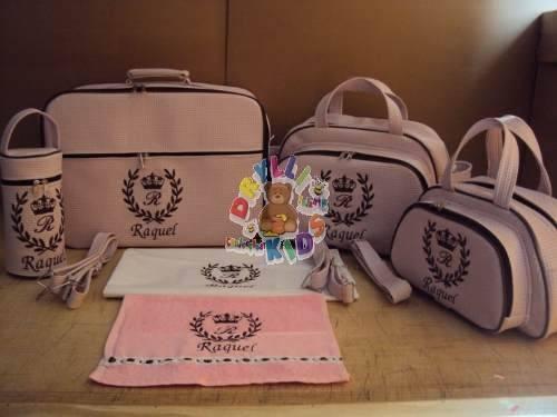 41efda49e kit maternidade drylli kids6 pecas todas personalizadas [ OFERTAS ...