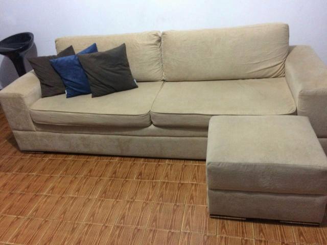 sofa de 3 metros vazlon brasil