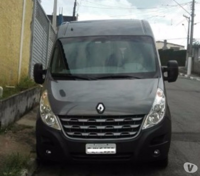 Renault Master Executiva Turbo Diesel
