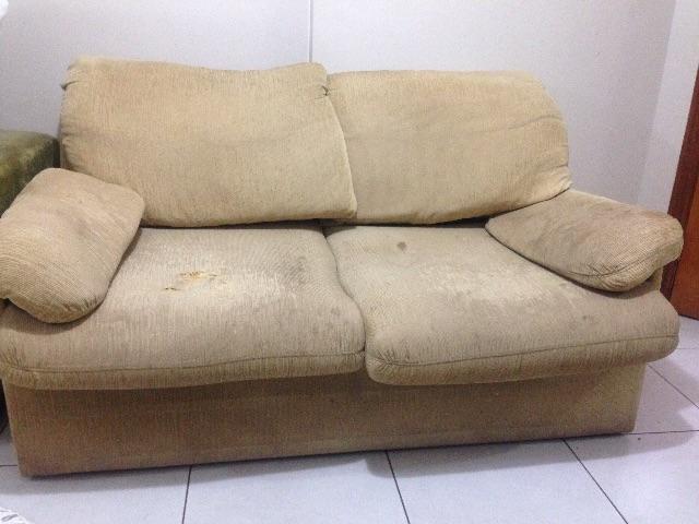 Sofa com cama embutida vazlon brasil - Sofa para tres ...