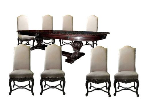 Moveis Luis Xv Sala De Jantar ~  xv mesa e 8 cadeiras anos 40 sala de jantar estilo luis xv leandro