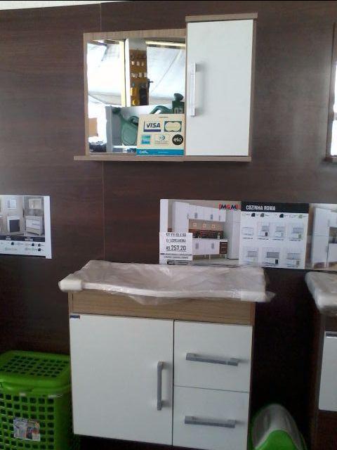 armario para banheiro completo r  Vazlon Brasil -> Armario De Banheiro Mgm