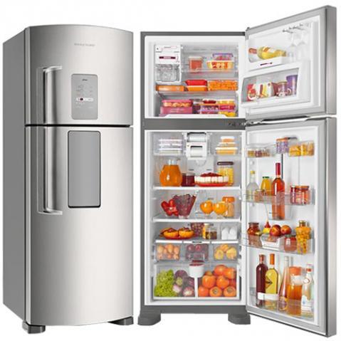 Geladeira/Refrigerador 2 portas Electrolux I-Kitchen …