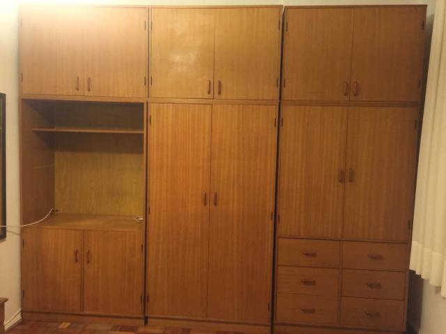 Aparador Zapatero Ikea ~ armario e estante em modulos com porta de vidro Vazlon Brasil