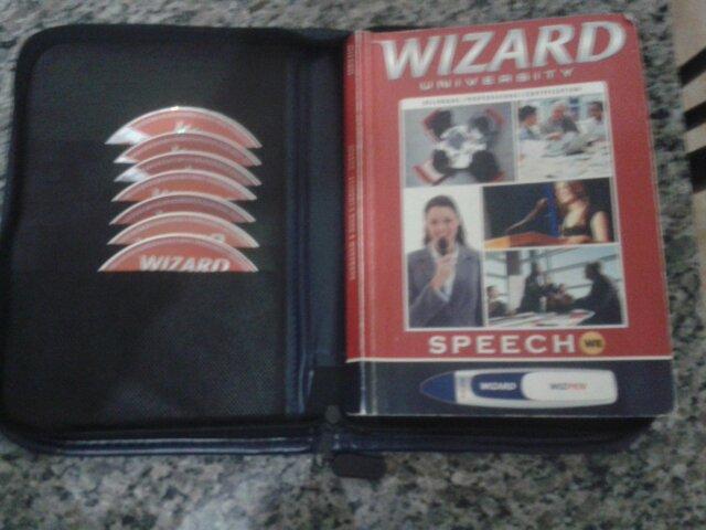 Livro do professor wizard w4