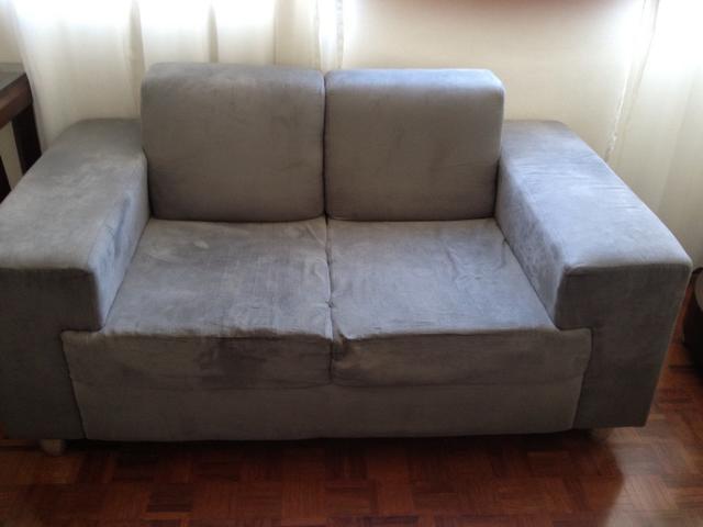 Conjunto sofa dois e tres lugares vazlon brasil - Sofa para tres ...