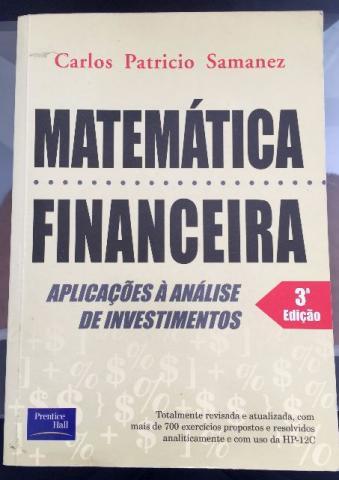 Samanez Matematica Financeira Pdf