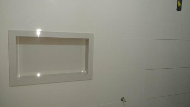 nicho pra banheiro de comprimento por de altura e  Vazlon Brasil -> Nicho Banheiro Porcelanato