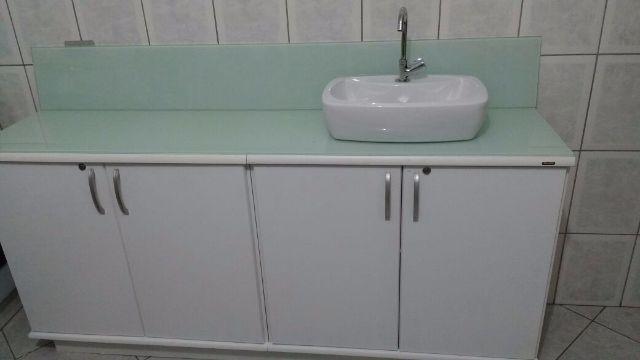 pia para banheiro com cuba e torneira  Vazlon Brasil -> Cuba E Vaso Para Banheiro