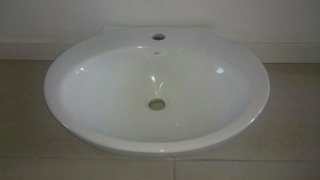 cuba externa para banheiro deca  Vazlon Brasil -> Altura De Cuba Para Banheiro