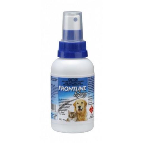 Frontline spray bula