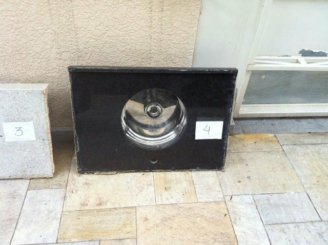 Bancada de pia preto sao gabriel vazlon brasil for Como se vende el granito