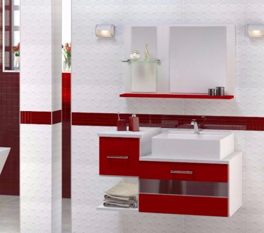 gabinete para pia de cozinha novo na caixa branco e preto  Vazlon Brasil -> Gabinete De Banheiro Acrílico