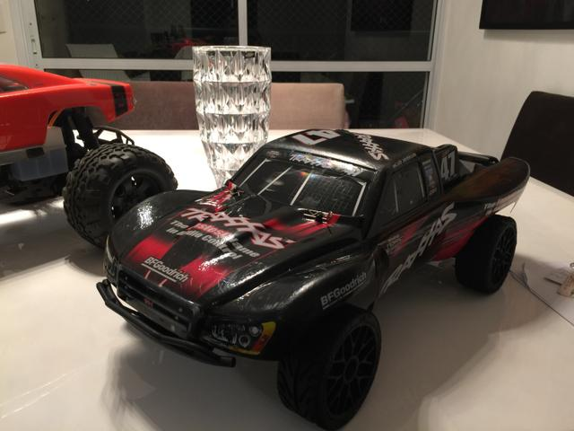 traxxas e revo brushless manual