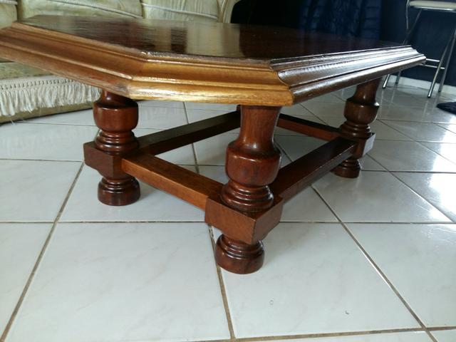 Antiga mesa de centro colonial vazlon brasil - Mesa centro colonial ...