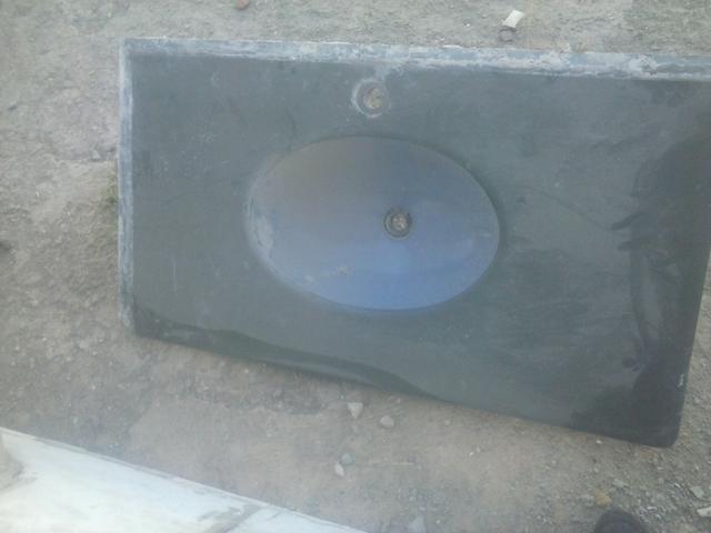 box blindex bancada marmore e vaso sanitario  Vazlon Brasil -> Pia Banheiro Bacia