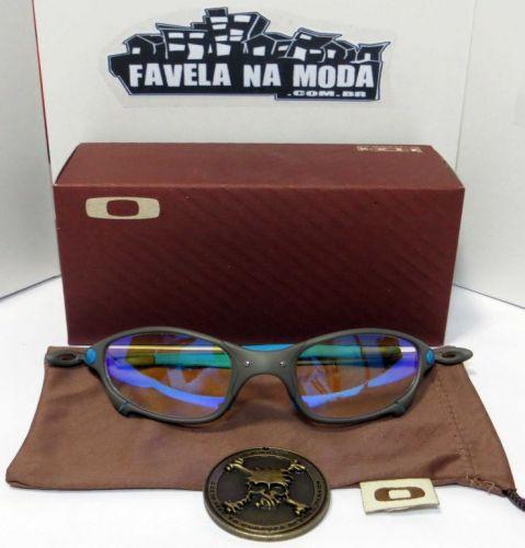 03a2025d6 oculos oakley juliet lentes clear [ OFERTAS ] | Vazlon Brasil