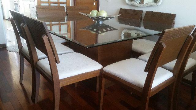 Jogo De Sala De Jantar Em Madeira ~ sala de jantar jogo de jantar sala de jantar para 8 lugares em madeira