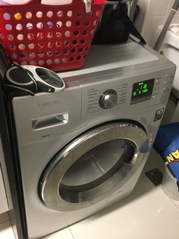 Maquina de lavar e secar marca samsung vazlon brasil for Maquina de segar