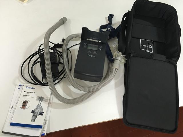 respironics remstar m series manual